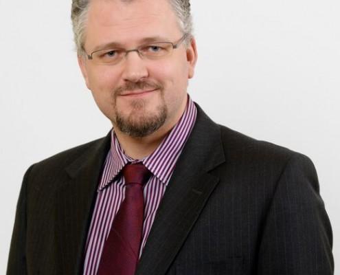 Portrettfoto Statssekretær Roger Schjerva