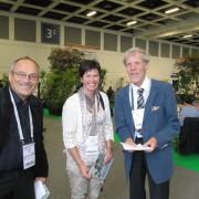 Jon Hagfors, Liv Margot Sviland og Ernst Feldtkeller EULAR 2012