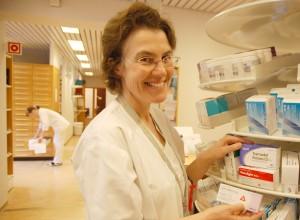 – Det beste er om smertestillende bare brukes ved behov og i den laveste dose som gir effekt, sier Eva Borka. Foto: Trine Dahl-Johansen