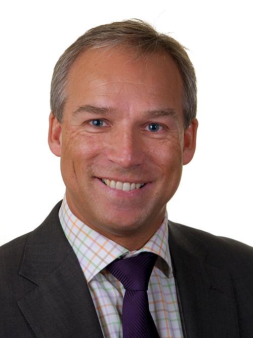 Portrettbilde Hans Olav Syversen
