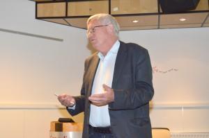 Professor Tore Kristian Kvien. Foto: Baard Neraasen