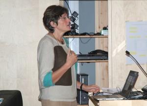 Dr. Sigrid Wigers. Foto: Trine Dahl-Johansen