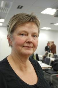 Revmatolog Inger Myrnes Hansen. Foto: Trine Dahl-Johansen