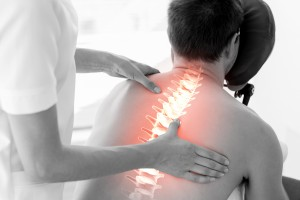 Instabilitet i øvre nakkeledd kan forekomme. Ved behandling av nakke må dette tas med i betraktning. Foto: Wavebreakmedia Ltd/Dreamstime.com