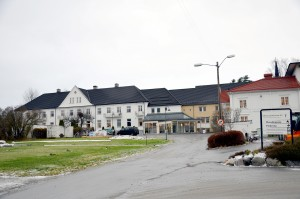 Kurbadet på Vikersund har enkeltrom til alle og gode turmuligheter i nærområdet. Foto: Bygdeposten