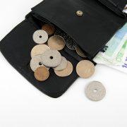 Norske penger i lommebok