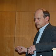 Dr. Øyvind Palm holder foredrag