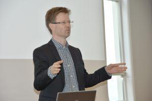 Foto av Dr. Halvard Fremstad