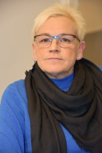 Portrettbilde av Sølvi-Staff-Poulsen