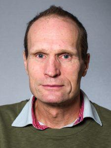 Portrettbilde av Dr. Trygve Holmøy