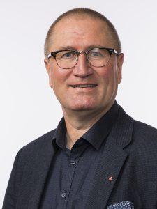 Portrettbilde av Geir Jørgen Bekkevold