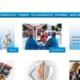 Forside nettsiden til Spafo Norge